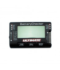 Testeur de batterie 2-8S - ULTIMATE - UR4208