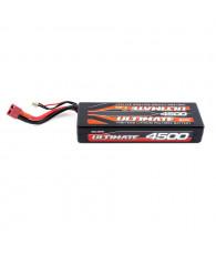 Accu UR Lipo 2S Stick 60C 4500mah Dean - ULTIMATE - UR4423
