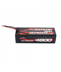 Accu UR Lipo 4S Stick 110C 4800mah PK5 - ULTIMATE - UR4432