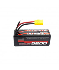 Accu UR Lipo 4S Stick 60C 5200mah XT90 - ULTIMATE - UR4434