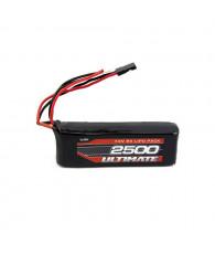 Accu UR Lipo 2S RX Plat 2500mah JR - ULTIMATE - UR4451