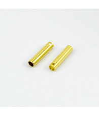 4.0mm BULLET CONNECTOR FEMALE (2pcs) - UR46107 - ULTIMATE