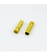 5.0mm BULLET CONNECTOR FEMALE (2pcs) - UR46109 - ULTIMATE