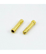 BULLET 4.0mm MALE to 5mm FEMALE ADAPTER (2pcs) - UR46111 - ULTIMATE