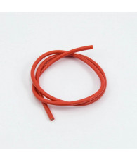 Cable silicone rouge 16 AWG (50cm) - ULTIMATE - UR46118