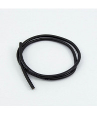 16awg BLACK SILICONE WIRE (50cm) - UR46119 - ULTIMATE