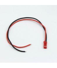 Prise Bec male avec câble (20cm) - ULTIMATE - UR46139