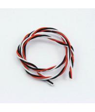 Cable de servos tressé 22 AWG (50cm) - ULTIMATE - UR46141