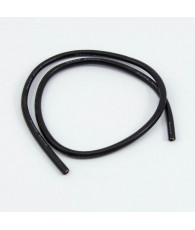 câble silicone noir 12 AWG (50cm) - ULTIMATE - UR46210