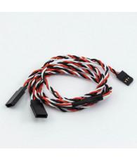 Connecteur Y Futaba câble tressé (60cm) - ULTIMATE - UR46215