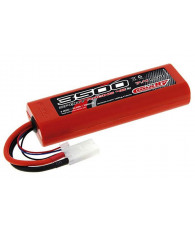 Lipo SportRac. 45C 3500mah 2S Stick Tam. - CORALLY - C-48267-T
