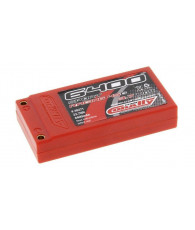 Lipo SportRacing 45C 6400mah 1S Stick - CORALLY - C-48271