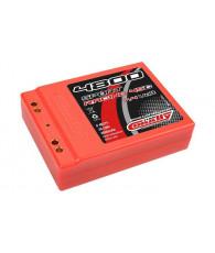 Lipo SportRacing 45C 4800mah 2S Square - CORALLY - C-48274