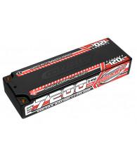 Lipo Voltax 120C 7200mah 2S Stick - CORALLY - C-49520