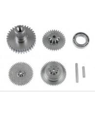 Set de pignons pour servos CS-5226-HV - CORALLY - C-52001-GS
