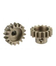 Pignon 16T Acier étroit -32 DP - D3.17mm - CORALLY - C-71516