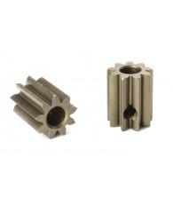 Pignon 9T Acier étroit - M0.6 - D3.17mm - CORALLY - C-71609