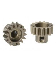 Pignon 15T Acier étroit - M1.0 - D5.0mm - CORALLY - C-72715