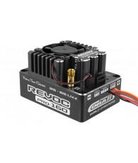 Variateur 1/8 Revoc Pro 160A 2-6S Black - CORALLY - C-53004-1
