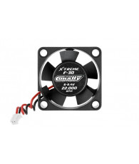 TEAM CORALLY - ESC ULTRA HIGH SPEED COOLING FAN 30MM - 6V-8, - C-5310