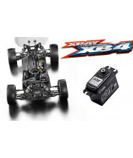 Combo kit Xray XB4 2019 + servo SRT BH9022