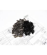 MTC1 Titan/Alum Hex Socket Screw Set - 48182 - HIRO SEIKO