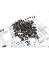 RX8 2017 Titanium Hex Socket Screw Set - 48155 - HIRO SEIKO
