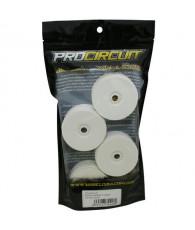 Jantes Procircuit Blanches Vortex (4) - PROCIRCUIT - PCY0103-W