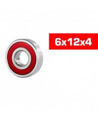Roulements étanches HS 6x12x4 (2pcs) - ULTIMATE - UR7839-2