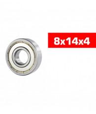 Roulements métal HS 8x14x4 (2pcs) - ULTIMATE - UR7844-2