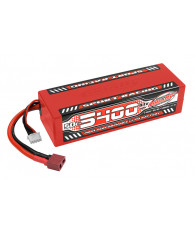 Lipo SportRacing 50C 5400mah 3S Stick - CORALLY - C-49445