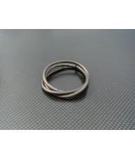 Câble noir 13AWG 60cm (Noir transparent) - HIRO SEIKO – 48081