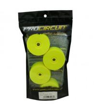 Jantes Procircuit  Jaunes Vortex (4) - PROCIRCUIT - PCY0103