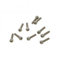 M2,5x10mm CAP HEAD SCREWS (10 pcs) - UR1632510 - ULTIMATE