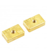 CENTRO PRECISION BRASS 5G BALANCING WEIGHTS (PR) - C0510 - CENTRO