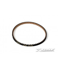 HIGH-PERFORMANCE KEVLAR DRIVE BELT REAR 3 x 189 MM - 305446 - XRAY