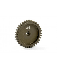 Pignon alu étroit 34 dts 48Dp - XRAY - 305934