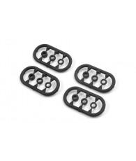 Lots de rondelles pour servo (4) - XRAY - 306219