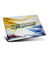 Planche de stand 1/10 Xray alu - XRAY - 309901