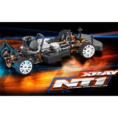 Kit Xray NT1.2 Touring Thermique 1/10 - XRAY - 330015