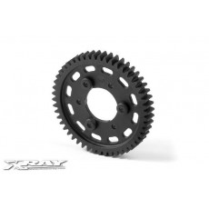 COMPOSITE 2-SPEED GEAR 50T (1st) - 345550 - XRAY