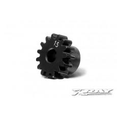 15T PINION GEAR - 355715 - XRAY