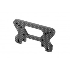GRAPHITE SHOCK TOWER FRONT 3.5MM - LOWER - 362083 - XRAY