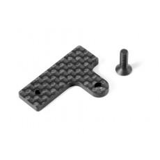 Support de ventilateur carbone 2.2mm - XRAY - 366240