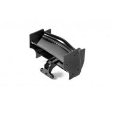 X1 COMPOSITE ADJUSTABLE REAR WING - BLACK - ETS APPROVED - 373513-K -