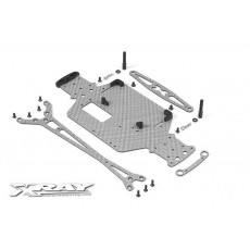 M18 Pro LiPo Kit carbone Gris - XRAY - 381155