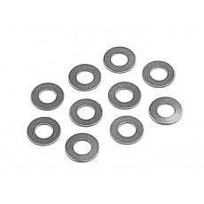 Rondelles 3x6x0.3 (10) - XRAY - 962030