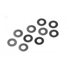 Rondelles 5x10x0.2 (10) - XRAY - 962051