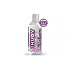 Huile Silicone 450 cst - 100ml - HUDY - 106346