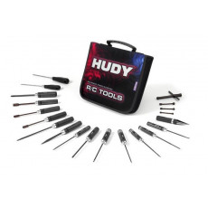 Set outils + trousse - HUDY - 190004